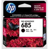 HP Black Ink Cartridge 685 [CZ121AA] - Tinta Printer HP